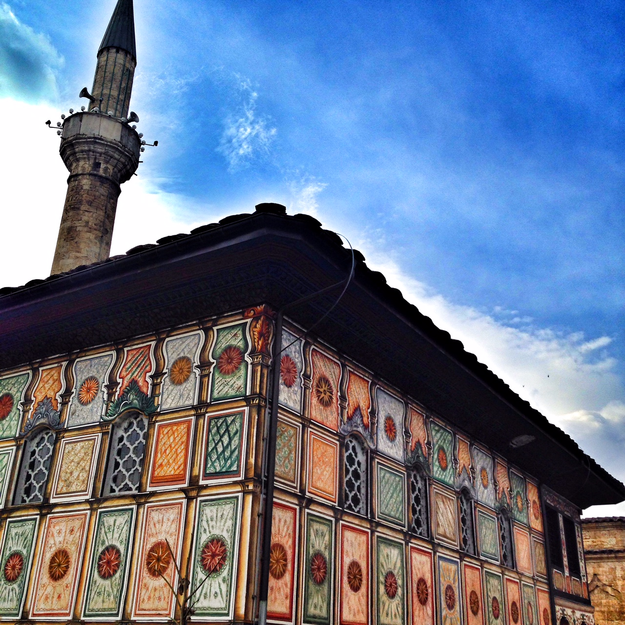 The Colorful Mosque – Tetovo – Macedonia